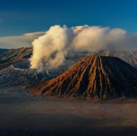 Gunung Bromo II.