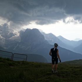 Před bouřkou, Madona di Campiglio