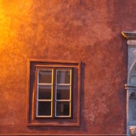 Krumlovská architektura