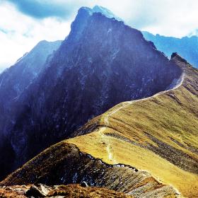Chodníkom na Baníkov v Západných Tatrách