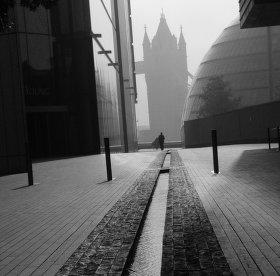 Londýnské ráno
