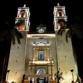 Svíticí kostelík