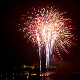 Vítání roku 2012...