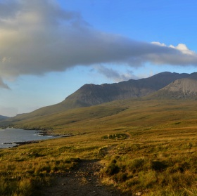 Cuillin mountains, Isle of Skye