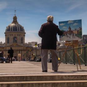 Vzpomínky na Paříž