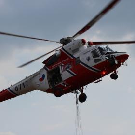 W3A Sokol, Letecká záchranná služba Líně