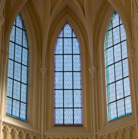 Chrámová okna