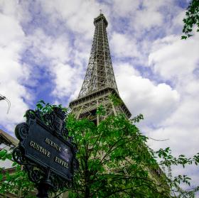 Eiffel Avenue