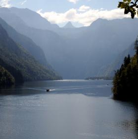 jezero u Berchtesgaden
