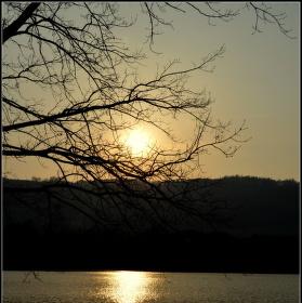 ...když zapadá Slunce u nás :)