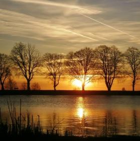 Nasavrcké svítání....