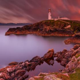 Fanad Head Lighthouse 1886