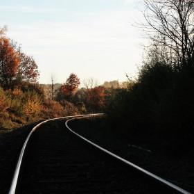 Podzim na kolejích..