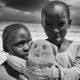 Africký úsměv