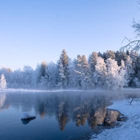 Sněhové království.