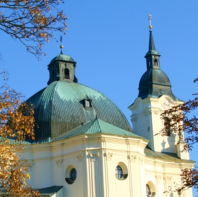 Kostel Jména Panny Marie (Křtiny)