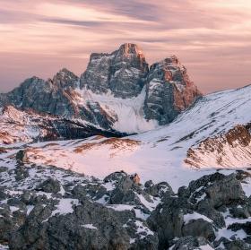 Monte Palmo, Dolomity