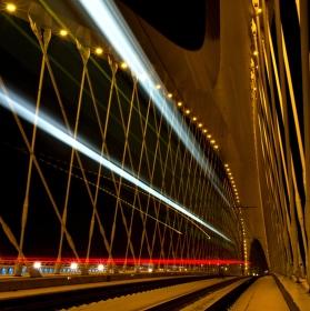 na Trojském mostě ...