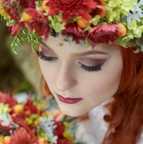 Podzimní nevěsta
