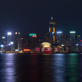 Hong Kong po setmění