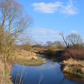 řeka Lubina