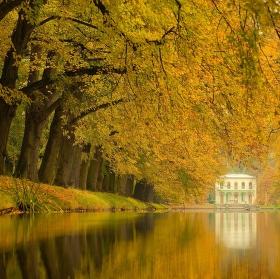 Podzim v Podzámecké