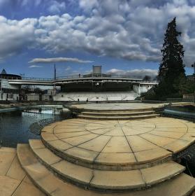 Křižíkova fontána ...