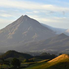 Majestátní sopka