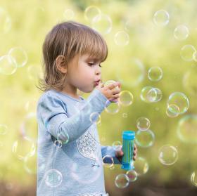 Bubliny kam se podíváš..