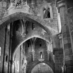 Gotické oblouky