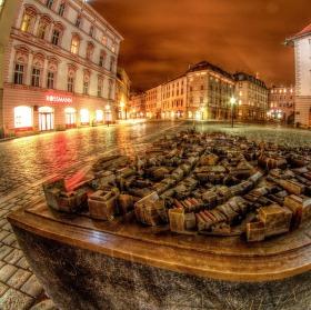 srdce Olomouce