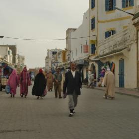 Ulicí Essaouiry