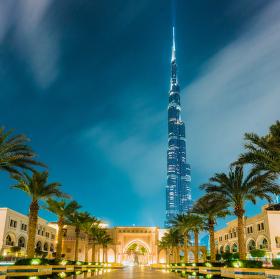 Dubaj - město nekonečných možností
