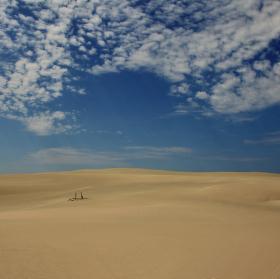 Polská Sahara | LEBA