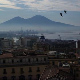 Ráno nad Neapolí