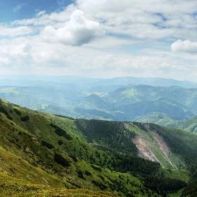 nízké tatry - panorama