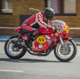 Stařeček (Honda CB 500 R)