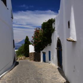Liparské ostrovy - Panarea - Santa Pietro