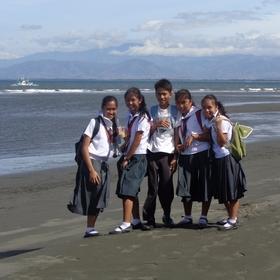 Školáci na Mindoru