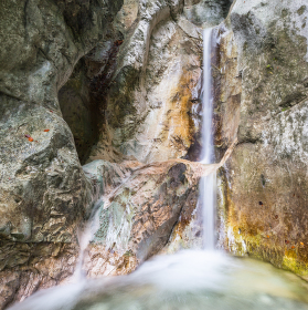 Bavorský vodopád