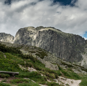 Tatranské vrcholky