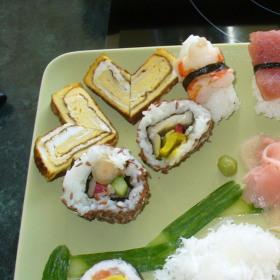 pokus o sushi