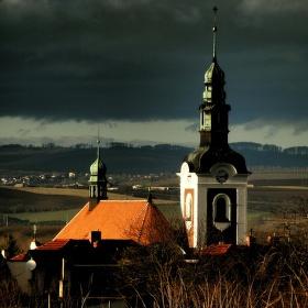Kostel Vnorovy