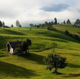 Alpy z Uttendorfu