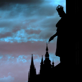 Praha bez proudu :-)