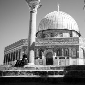 Žebračka v Jeruzalémě