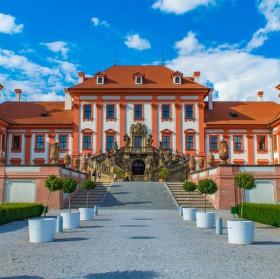 Trojský zámek Praha