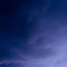Letní bouřka
