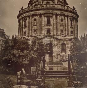 Oxford v dnešní době