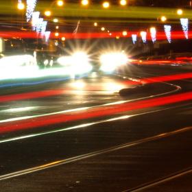 Světla v Praze